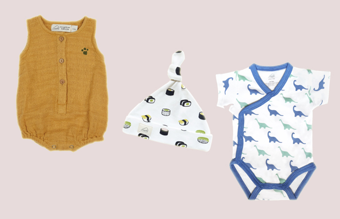 organic products for babies clothes cotton babycare