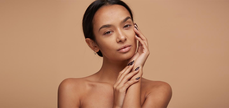 beauty indian mixed race skincare treatment procedures
