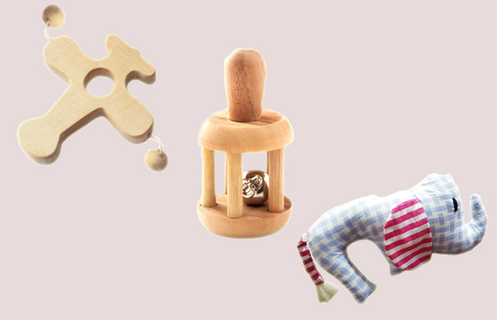 wooden organic toys for babies