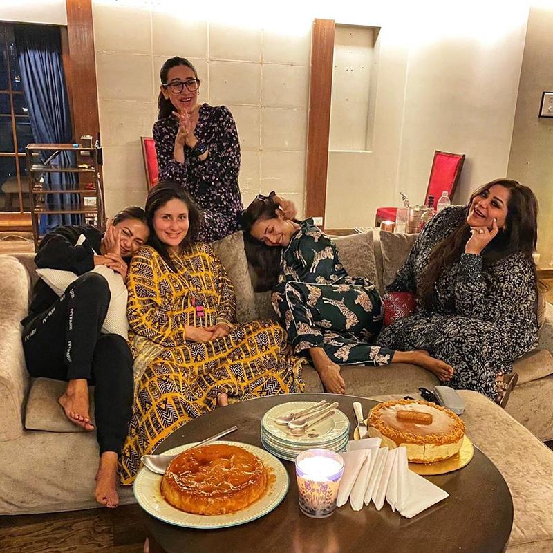 female friendships malaika arora kareena kapoor girl gang instagram