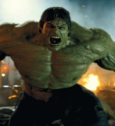 The Hulk Anger management