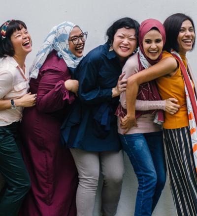 making friends as an adult women female friendship