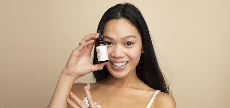 indian skincare routine bakuchiol micro current facial massager ceramides cream india dr sheths daughter earth probiotics in skincare