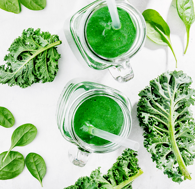 alternatives for kale healthy food superfood spinach cabbage food swaps