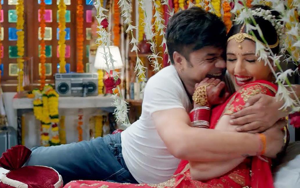 rajpal ki suhaag raat wedding night hindi film