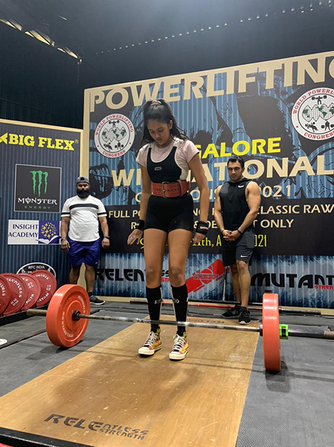 kasha powerlifter india