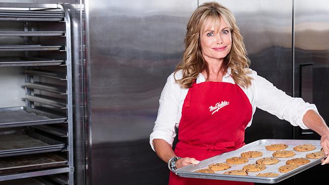 Debbi Fields mrs fields cookies business advice