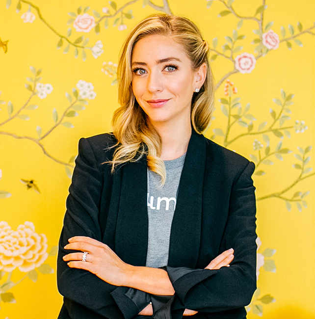 business advice bumble Whitney Wolfe herd