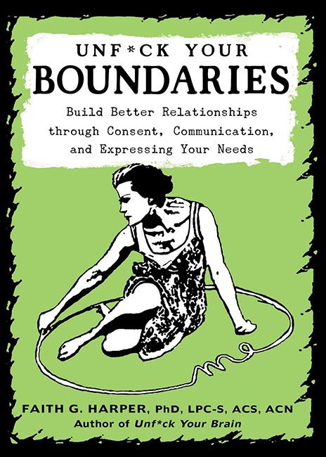 unfuck your boundaries tips self-help books