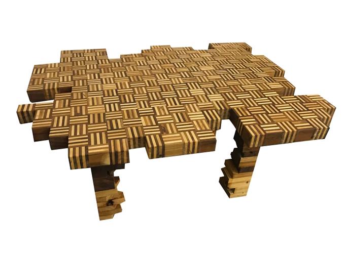 differniture aakriti kumar upcycled reclaimed wood furniture