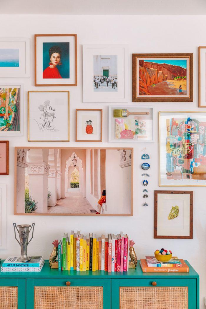 decor ideas gallery wall