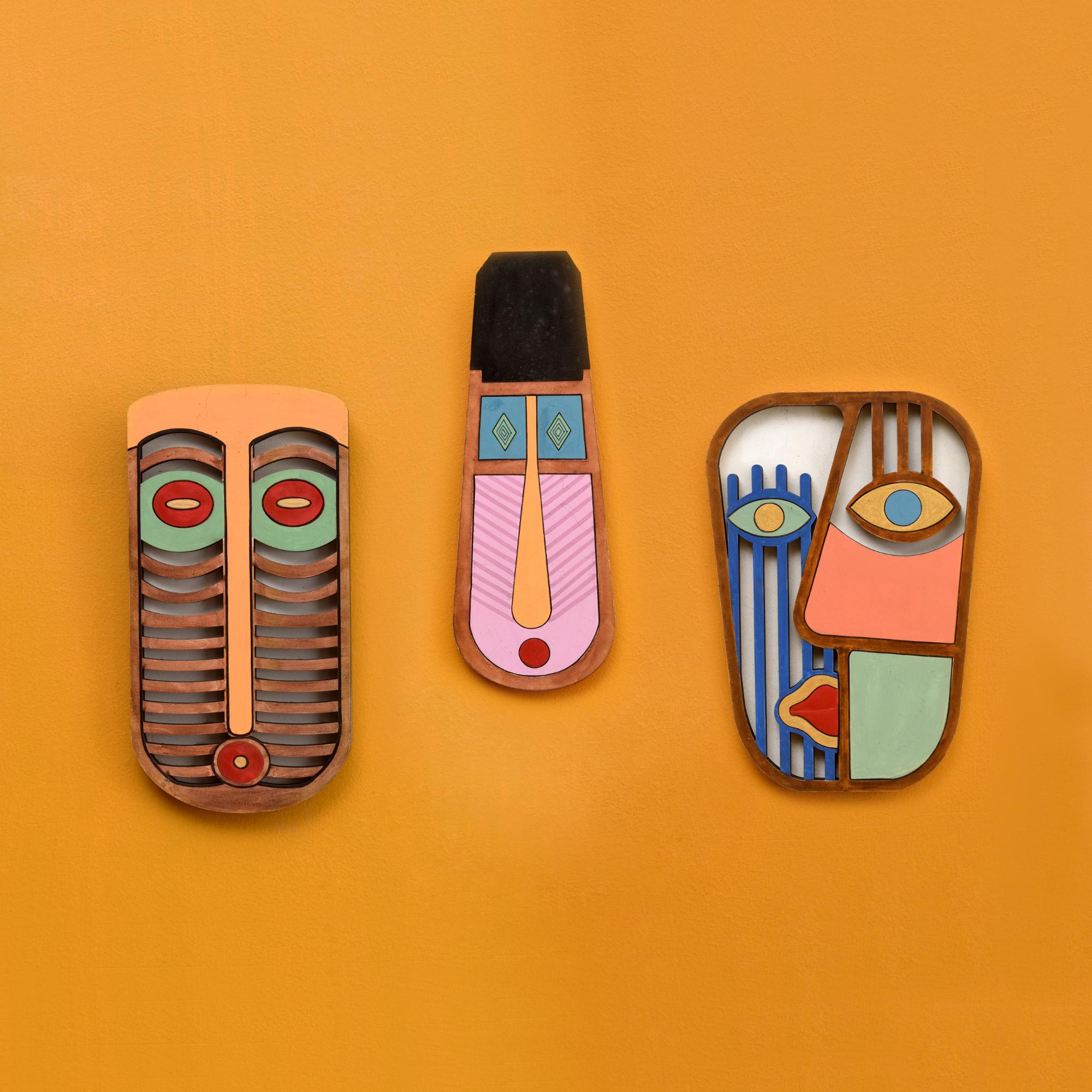 masks decor ideas