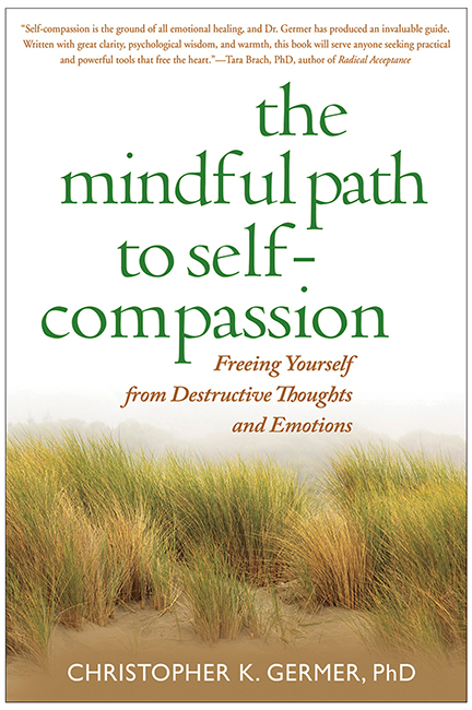 mindfulness meditation self compassion christopher germer book