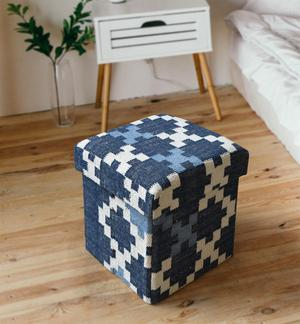Storage stool for home in monsoons