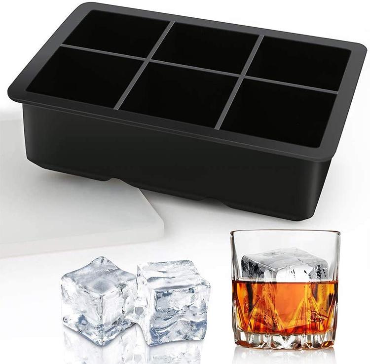large silicone ice cube tray india amazon