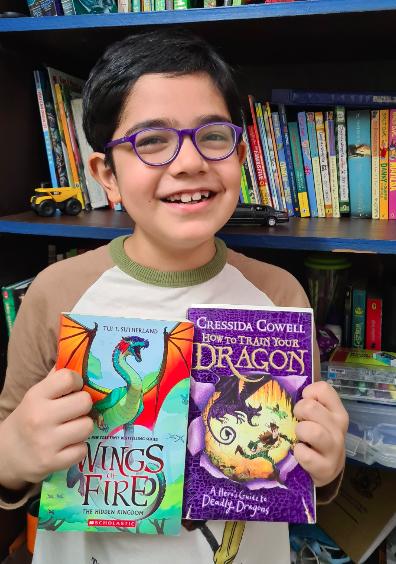 reading list for kids