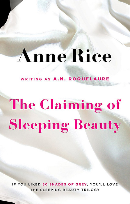 claiming of sleeping beauty anne rice trilogy