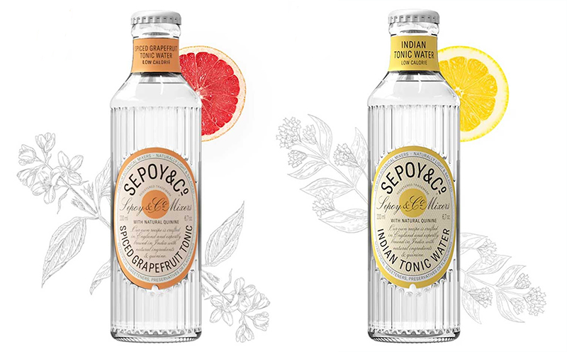 sepoy and co tonic water india