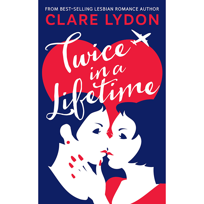 Twice in a Lifetime by Clare Lydon erotic novels
