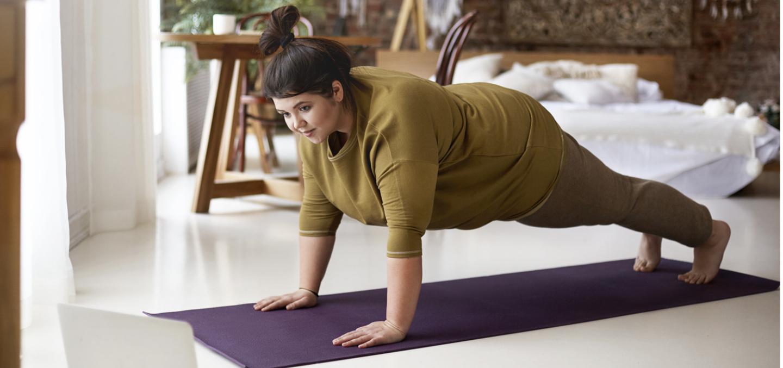 beginner workouts home