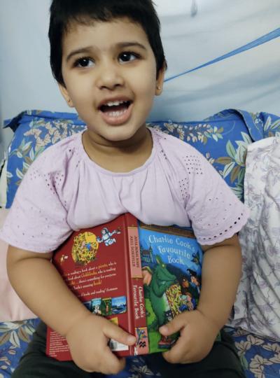 reading list for children