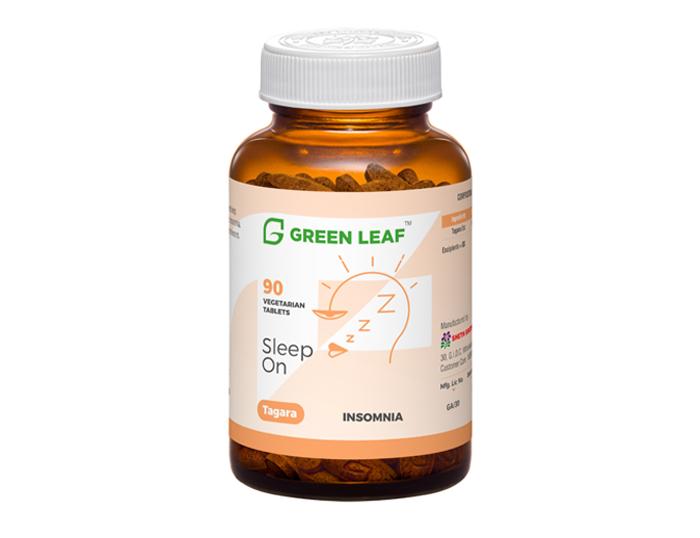 tagara ayurvedic supplement insomnia green leaf