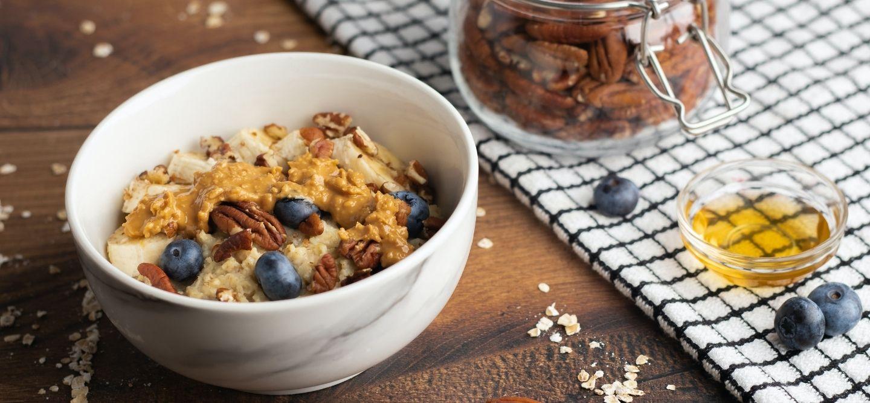 breakfast dessert recipes peanut butter banana oatmeal