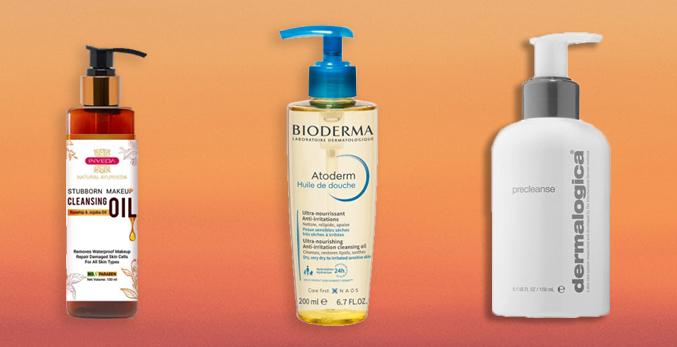 cleansing oil india inveda dermalogica bioderma