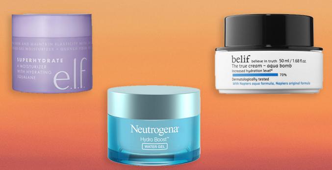 gel cream india belif eld hydroboost neautrogena oily skin moisturiser