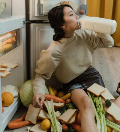 Amazon smart fridge